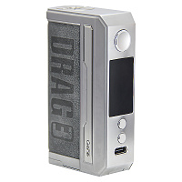 Voopoo Drag 3 177W TC Box Mod (Smoky Grey, Standard Edition)