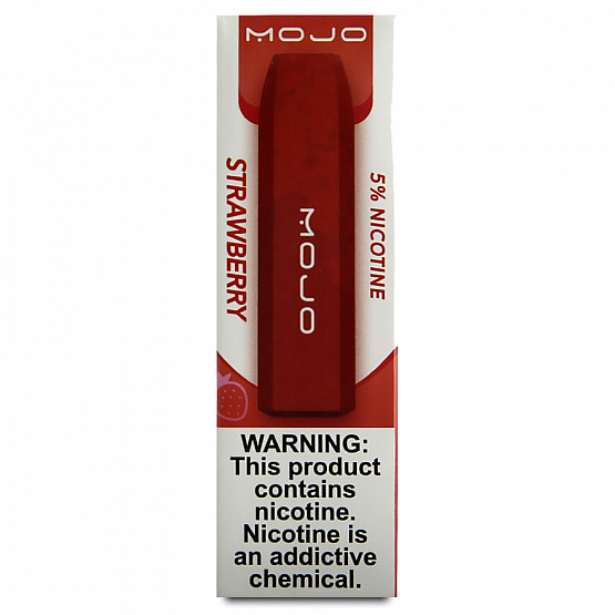 Mojo Disposable Strawberry 250puffs