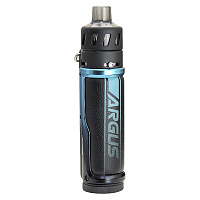 Voopoo Argus Pro 80W Pod With PNP Tank (Litchi Leather & Blue)