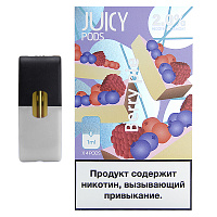 Картридж для Juul Juicy Pods (Berry Pie)