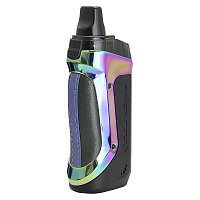 Geek Vape Aegis Boost 40W Pod Mod Kit 1500mAh 3.7ml (Luxury Edition Rainbow)